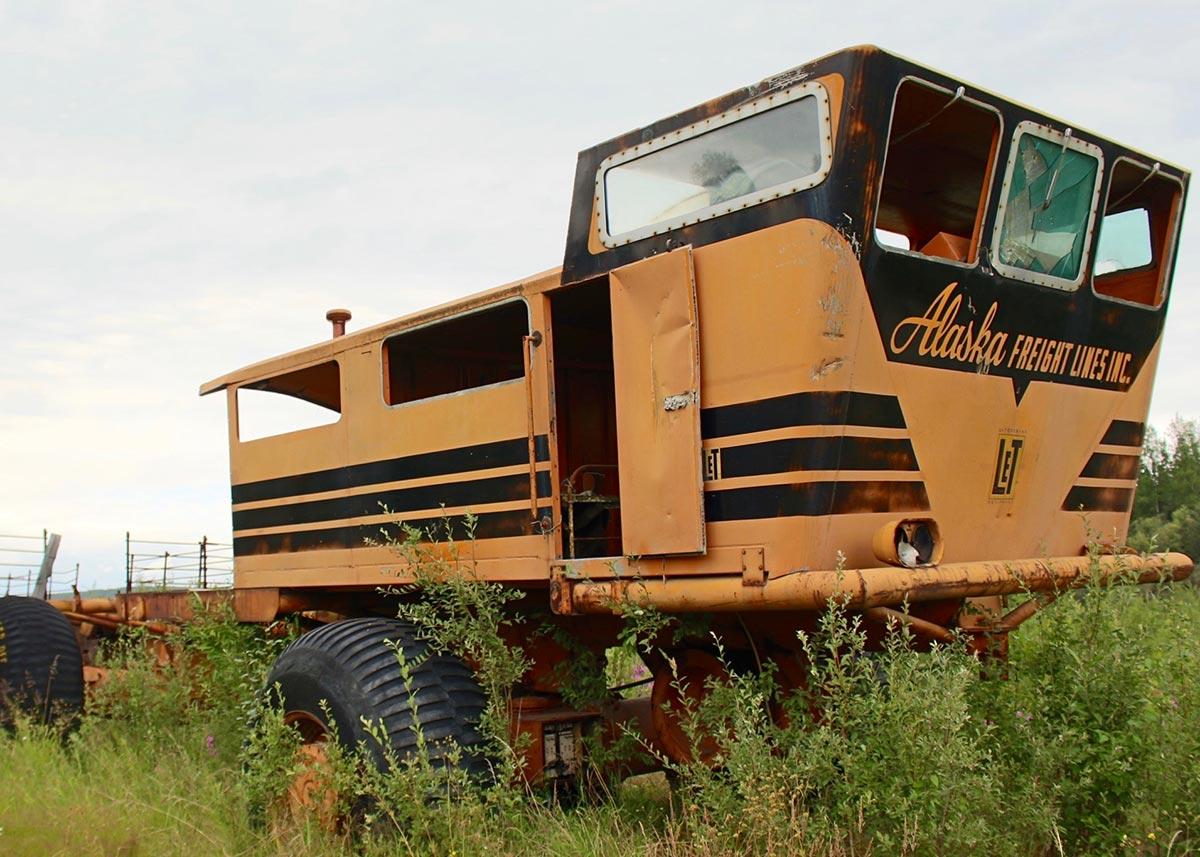 Mining Land Train