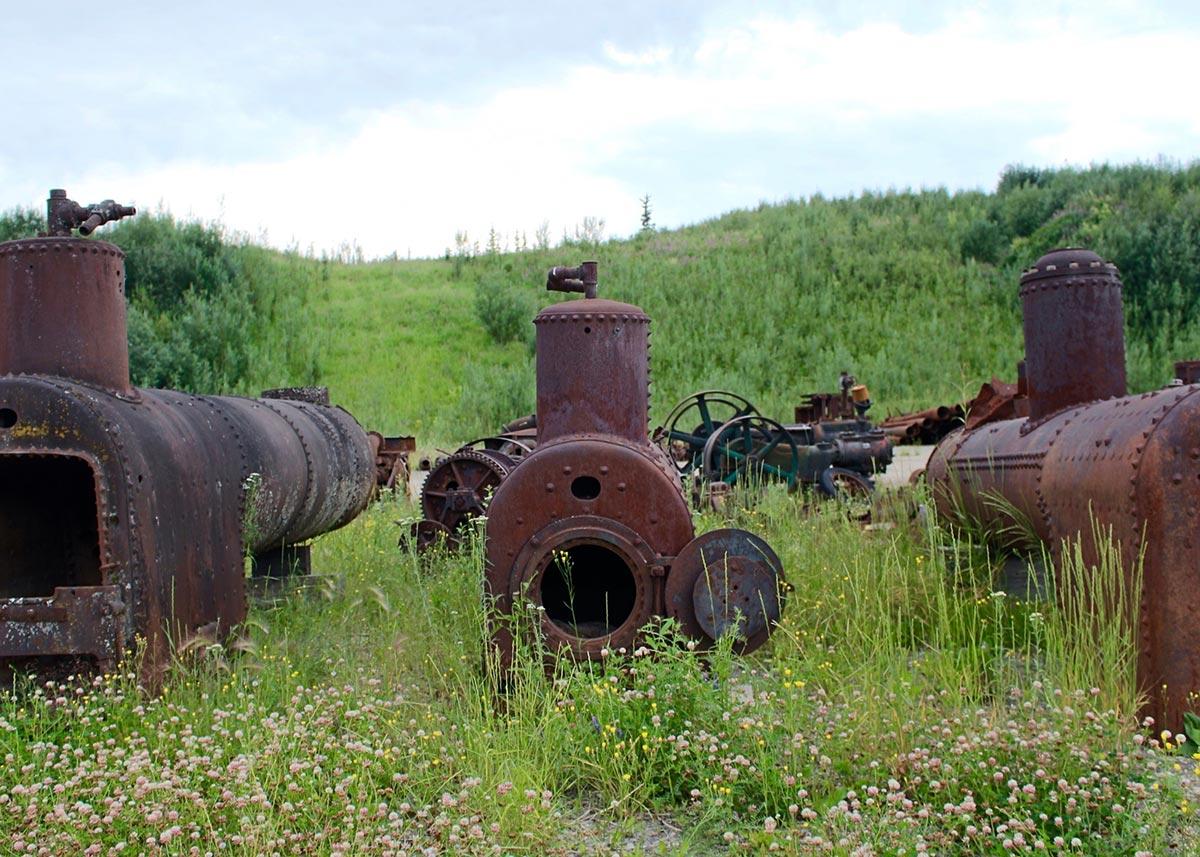 Mining Boilers