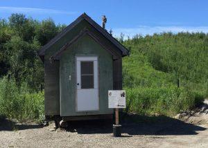 Leahnard Sepallas cabin